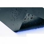 Jezirkova fólie 0,8 mm PVC černá 2x2m